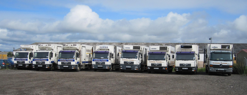 Lorry Fleet